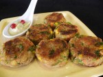 Aloo Ki Tikkiyan (Potato Cutlets) at PakiRecipes.com