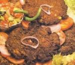 Chapli Kababs at PakiRecipes.com