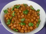Channa Masala at PakiRecipes.com