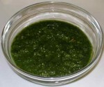 Green Chutney at PakiRecipes.com