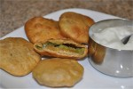 Masala Cheese Kachori at PakiRecipes.com